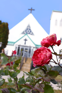 National Shrine Of The Little Flower Wakaw SK Saskatchewan