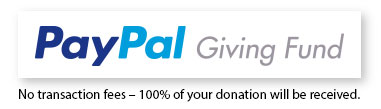 PayPal / PayPal Giving Fund -- Cost-reduced online payment processing