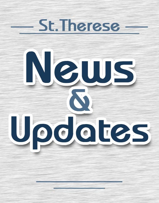 St Therese News and Updates logo