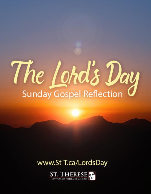 The Lords Day gospel reflection series