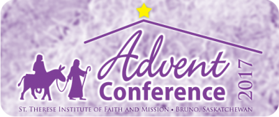 Advent Conference 2017 - Fr. Rob Arsenault, CC