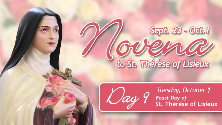 Novena to St Therese of Lisiuex - Day 9 - 2019.jpg