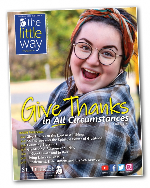 The Little Way Magazine - Summer 2020