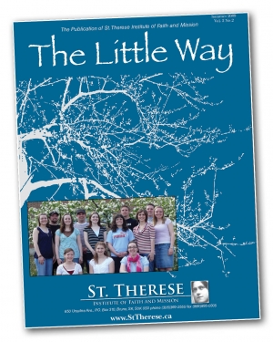 The Little Way magazine - Summer 2009