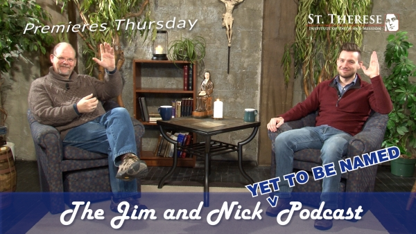 The Jim and Nick Podcast - Episode 1