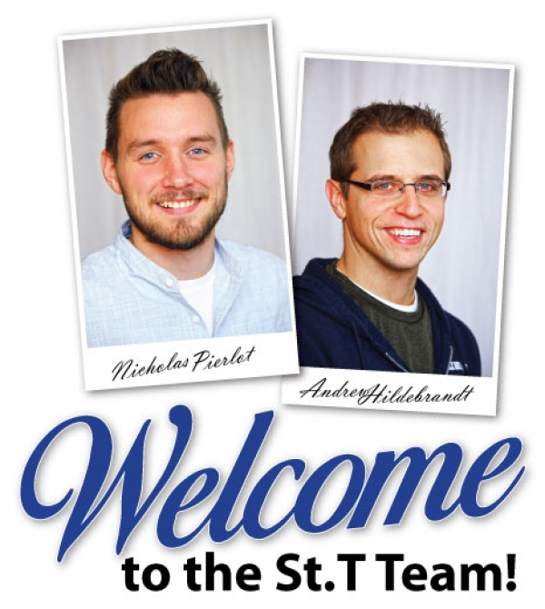 The New Guys — Meet Nick Pierlot and Andrew Hildebrandt