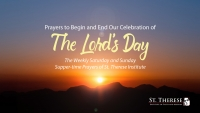 "An Introduction to ""The Lord's Day"" Celebration"