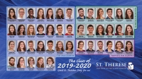 "The St. Therese Institute ""Faith Formation Program"" class of 2019-2020"