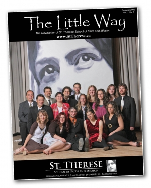 The Little Way magazine - Summer 2008