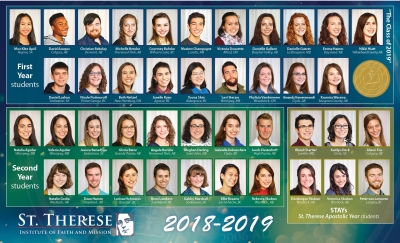 St. Therese - 2018-2019 Student Community