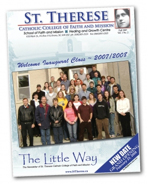 The Little Way magazine - Fall 2007