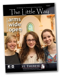 The Little Way Magazine - Summer 2015
