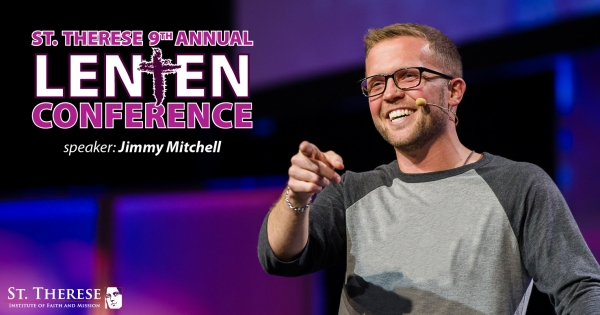 Lenten Conference 2017 (speaker Jimmy Mitchell)